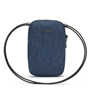 RFIDsafe crossbody bag Dark Denim