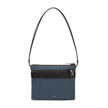 Metrosafe X crossbody pouch Dark Denim