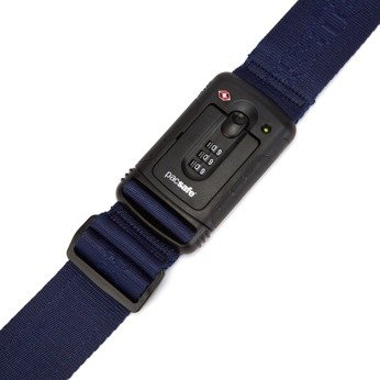 Strapsafe 100 luggage strap Pacsafe Blue